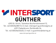 Logo Intersport Günther